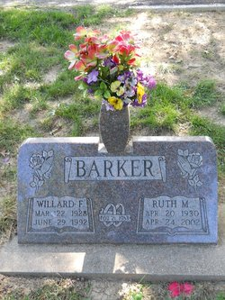Ruth M Barker