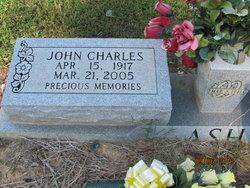 John Charles Buck Ash