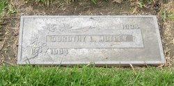 Dorothy Lavinia <i>Morris</i> Motley
