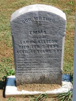 Emma <i>Wanner</i> Allison