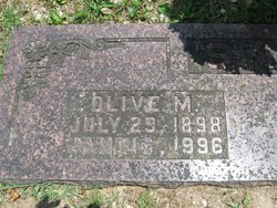 Olive May <i>Brumley</i> Smith