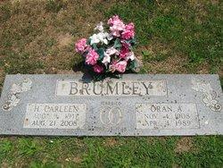 Oran Austin Brumley