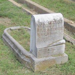 John Poitevent Carter