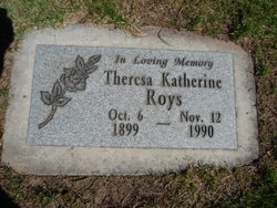 Theresa Katherine Roys