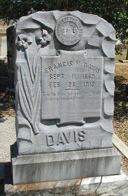 Frances Marion Davis