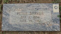 Peter Barker