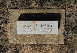 Exer D Daily