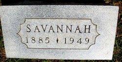Savannah Fitch