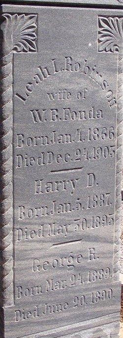 Harry Dockstader Fonda