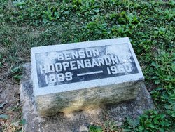 Benson Abraham Hoopengardner