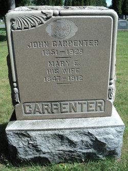 Mary Ellen <i>Ross</i> Carpenter