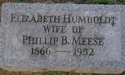 Elizabeth <i>Humbolt</i> Meese