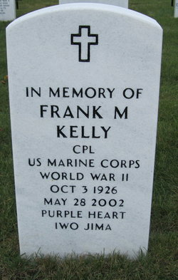 Frank Melvin Kelly