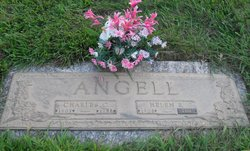Helen Elizabeth <i>Roop</i> Angell