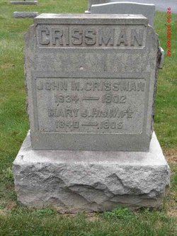 John McDowell Crissman