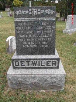 William Edward Detwiler