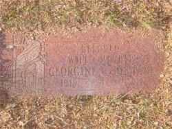 Georgine Constance <i>Collins</i> DeShane