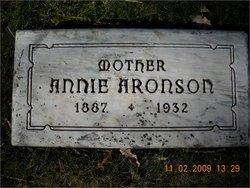 Anna <i>Olson</i> Aronson