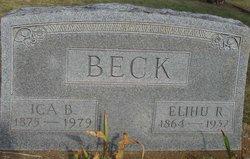 Ica Belle <i>Wade</i> Beck