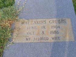 Mae <i>Akins</i> Grubbs