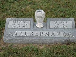 Geniza Irene <i>Albro</i> Ackerman
