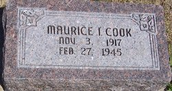 Maurice Ivan Cook