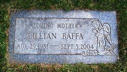 Lillian <i>Magurno</i> Baffa