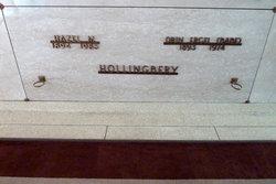 Orin Ercel Babe Hollingbery