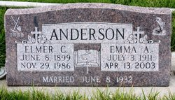 Emma A. <i>Rossi</i> Anderson