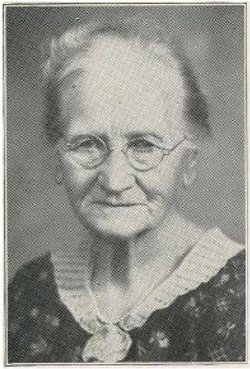 Anna Stina <i>Broberg</i> Peterson