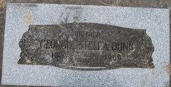 Georgia Stella <i>Mast</i> Dunn