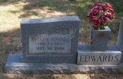 Betty Evelyn <i>Ponds</i> Edwards