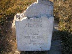 Peter Kehler Toews