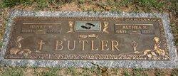 Althea Fay <i>Nisewarner</i> Butler