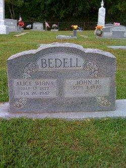 Alice Wyona <i>Cochran</i> Bedell