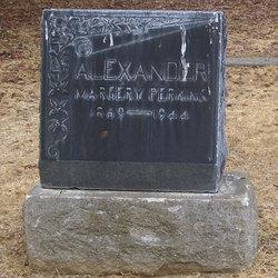 Margery Perkins Alexander
