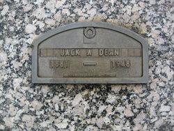 Jack A Dean