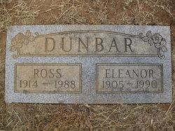 Eleanor Elizabeth Dunbar