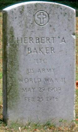 Herbert Allen Baker