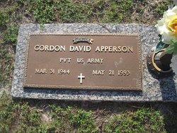 Gordon David Apperson