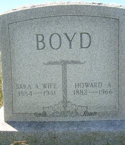 Howard A Boyd
