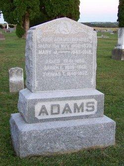 Agnes Adams