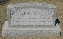 Mary <i>Cole</i> Bernet