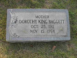 Dorothy <i>King</i> Baggett