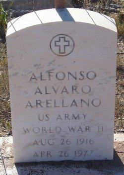 Alfonso Alvaro Arellano