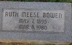 Ruth <i>Meese</i> Bowen