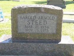 Harold Arnold Steed