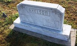 Mabel Annette <i>Clements</i> Axelson