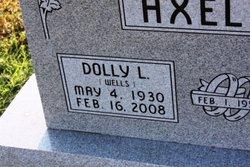 Dolly L <i>Wells</i> Axelson