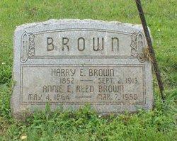 Annie E. <i>Reed</i> Brown